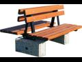 zakázková, atypická výroba laviček