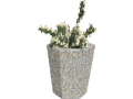 zakázková, atypická výroba betonových květináčů