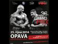 Grand Prix Pepa Opava-36.ročník soutěže bodybuilding 2014