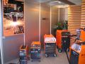 Prodej svářecí, řezací techniky - potřebného příslušenství, přídavných materiálů a ochranných pomůcek