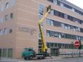 Pronájem plošin, kontejnerová přeprava Olomouc