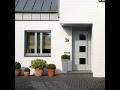 Hliníkové vstupní vchodové dveře, hliníková okna