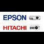 Dataprojektory Epson a Hitachi do škol i do domácnosti
