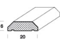 Profilov� li�ty z mas�vneho dreva