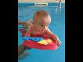 Podzimní kurzy plavání pro děti, předškoláky, kojence - užijte si radovánky ve vodě