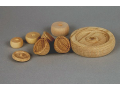 Wood turning, small wooden products, the Czech Republic