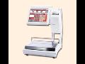 Kontrolní, obchodní či přesné váhy - eshop - Dynamická kontrolní váha CWHmaxx
