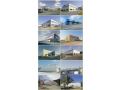 Výstavba halových objektů, sportovních areálů na klíč - dodávka včetně opláštění