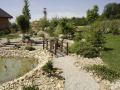 Zahrady, okrasná jezírka, parkové úpravy Jihlava