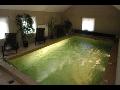 Wellness, vnitřním bazénem s protiproudem, Slavonice