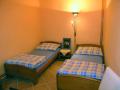 útulné pokoje v penzionu Holešov