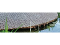 Terasy z odolných dřevin, WPC