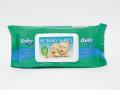 Prodej, e-shop dětské vlhčené ubrousky s aloe vera, heřmánkem