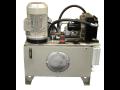 Hydraulické agregáty, filtrační jednotky, náhradní díly pro obvody