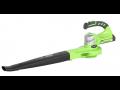 Nejlepší akumulátorové nářadí na trhu - Greenworks (e-shop)