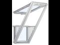 Střešní okna-montáž výklopných střešních oken Třebíč