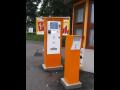 Systém pro výběr parkovacího poplatku s automatickou pokladnou