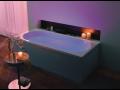 relaxační koupel s technologií od Kaldewei