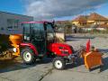 Traktory Branson řady 00  - zimní údržba