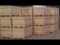 Výroba, prodej - dřevěné obaly, přepravní obaly Brno