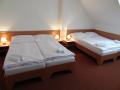 Penzion - ubytování v dvoulůžkových pokojích
