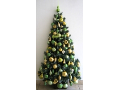 Nádherné tradiční skleněné vánoční ozdoby ruční práce | Dvůr Králové
