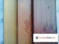 Prodej dřevěných fasád Zlín