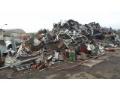 Výkup kovového a železného odpadu v kovošrotu Krnov