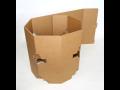 Krabice z vlnité lepenky nic nepřekoná (Pardubice)