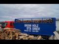 Verkauf von gespaltenen Brennholz mit Transport nach Hause �sterreich