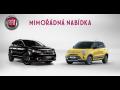 Prodej vozů FIAT Prostějov - modelová řada rodinné vozy Freemont