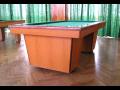 Zak�zkov� v�roba kule�n�k�, kule�n�kov� stoly