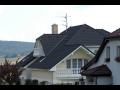 St�echy a mont� krov� na kl�� Sedl�any