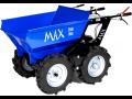 Motorov� kole�ko Muck-truck, Max-truck