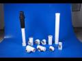 Kouřovod pro nízkoteplotní , kondenzační kotle