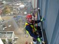 Výškové práce Plzeň - mytí budov, kácení stromů