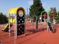 Vybavení pro dětská hřiště, sportoviště i venkovní fitness