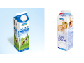 Rozvoz potravinářského zboží, mlékárenské výrobky Znojmo, Jihomoravský kraj
