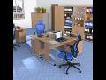 Stoly a skříňky do kanceláře na míru