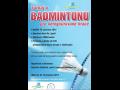Turnaj v badmintonu pro smíšené mixy i jednotlivce, Vsetín