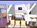 Návrh a realizace interiéru kanceláře na míru včetně vybavení
