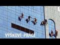Práce ve výškách, výškové práce, malby, nátěry ve výškách Brno