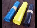 LDPE paletizační pytle a strečové fólie