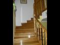 Interi�rov� schody, schodi�t� s d�ev�n�m oblo�en�m-samonosn�, kovov�, betonov�