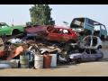 Likvidace autovraků osobních i užitkových vozů