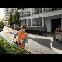 Lehká a výkonná akumulátorová zahradní technika