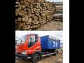 Holzproduktion, Verkauf von Brennholz Hollabrunn
