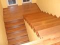 Dřevěné schody, schodiště včetně zábradlí-výroba, montáže