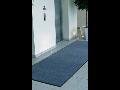 Extrémně odolné rohože ZVG pro čistící zónu vchodu a provozu
