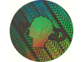 Bezpe�nostn� autode�trukt�vne holografick� samolepky